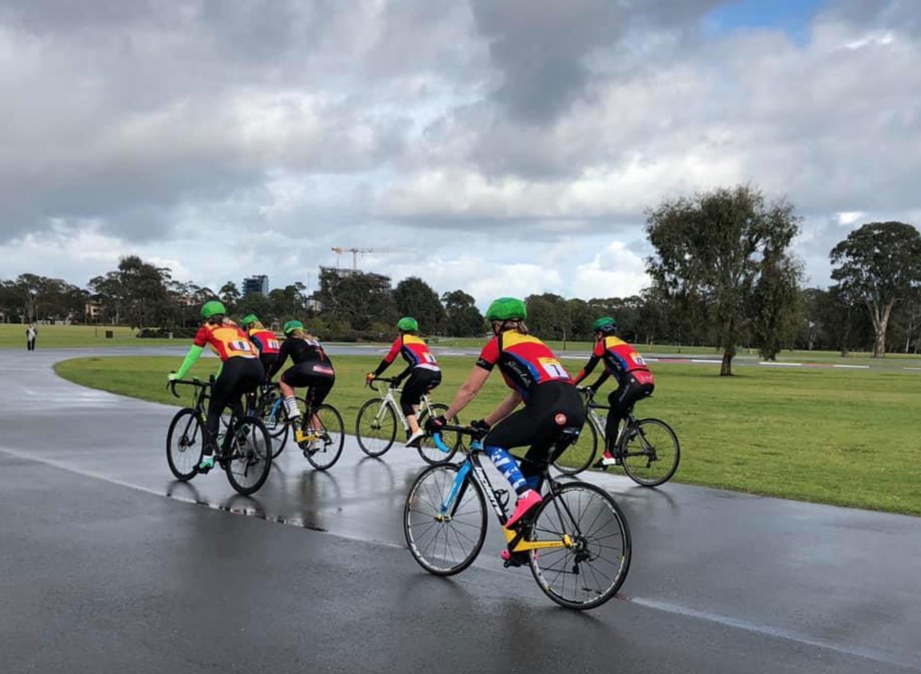 Wet Rides